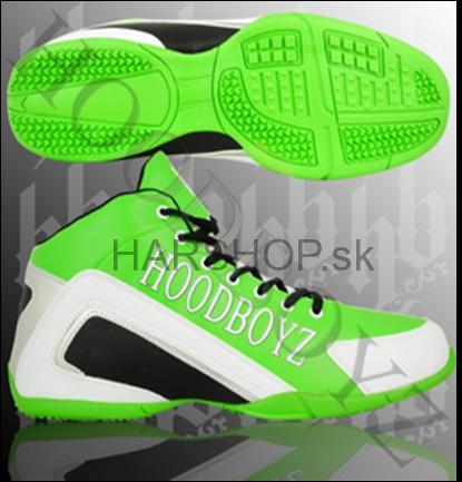 Značkové botasky Hoodboyz e0e044db4d9