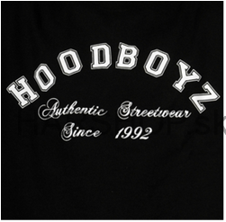 Pánska hiphopová mikina Hoodboyz 545a4d1e480