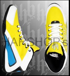 Pánske basketbalové botasky Hoodboyz b45ba8556ce