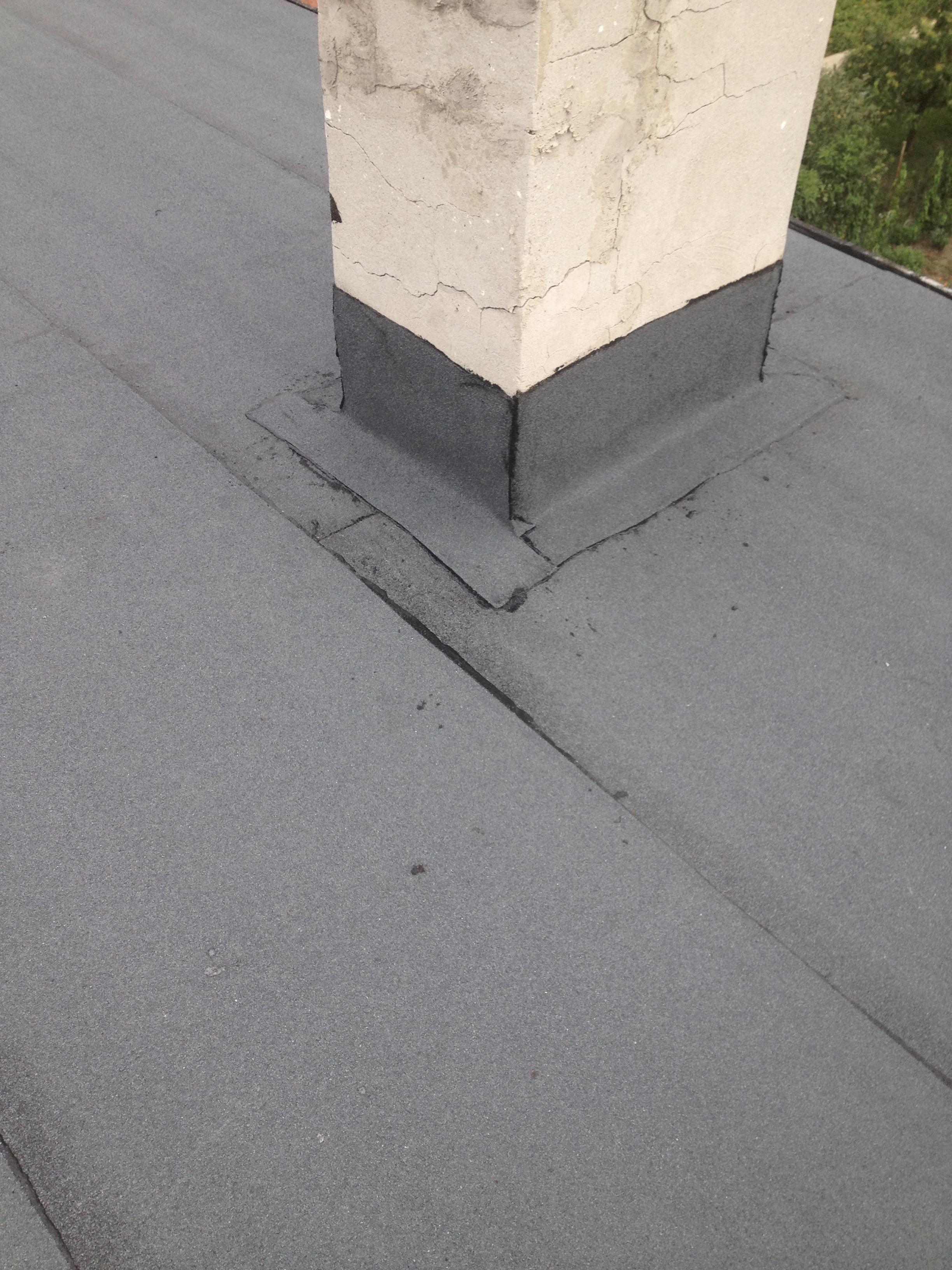 hydroizolácia strechy